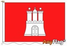 - HAMBURG ANYFLAG RANGE - VARIOUS SIZES
